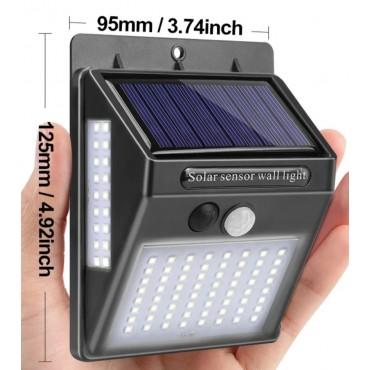 100 Led Güneş Enerjili Solar Aydınlatma