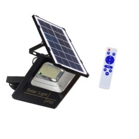Güneş Enerjili Projektör 50W Kumandalı Solar Led Bahçe Aydınlatma