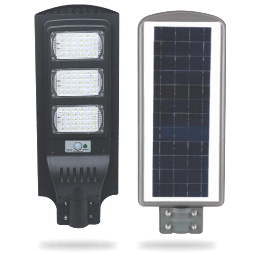 Solar Park Bahçe Dış Mekan 90 Watt Güneş Enerjili LED Aydınlatma Lamba