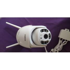 Dış Mekan Hareket Takipli Outdoor 360 derece motorlu Wifi ip güvenlik kamerası