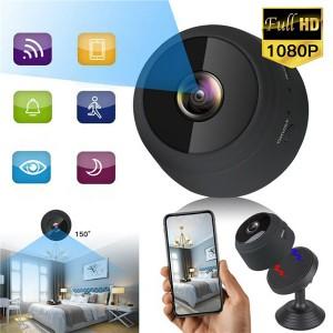 A9 Kamera Farkedilmeyen Mini Gizli Kamera Wifi iP Kamera Little Stars Uygulaması Nasıl Kurulur İndir