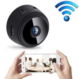Farkedilmeyen Kameralar A9 Mini Gizli Kamera Wifi İP Uzaktan Canlı İzlemeli Bebek Bakıcı Kamerası