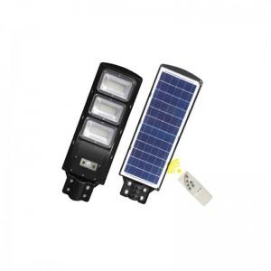 Solar Güneş Enerjili Park Bahçe Aydınlatma 90W Sürekli Devamlı Yanma 2 Modlu Uzaktan Kumandalı