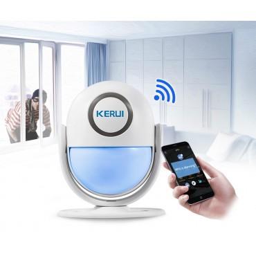 Ev Ofis Alarmı Kablosuz Wifi Bağlantılı Güvenlik Seti Android İos App Uygulamalı