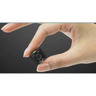 Mini Gizli Kamera Aksiyon Bakıcı Kamerası Sq11 Hareket Sensörlü SD Karta Kayıt