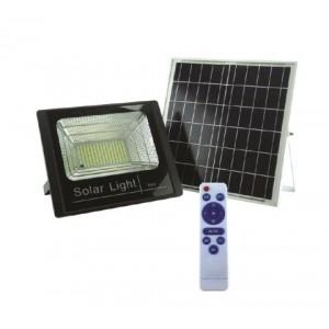 Güneş Enerjili Projektör 150W Kumandalı Solar Led Bahçe Aydınlatma