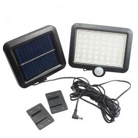 56 LED Hareket Sensörlü Solar Güneş Enerjili LED Aydınlatma Lamba
