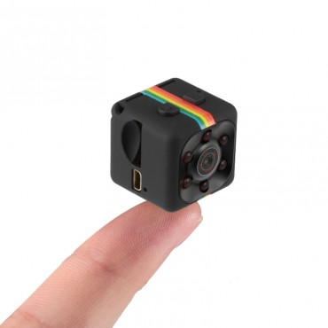 Sq11 Mini Kamera Bakıcı Araç Aksiyon HD Kamera