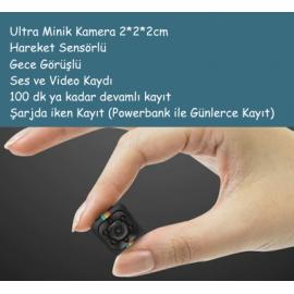 Gizli Kamera sq11 Mini Aksiyon bakıcı güvenlik kamerası