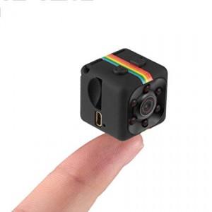 Sq 11 Mini Kamera Bakıcı Araç Aksiyon 720P Kamera Hareket Sensörlü